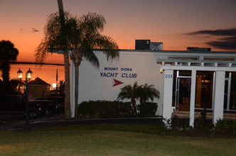 Yacht Club Entrance